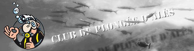 Club de plongée d'Alès